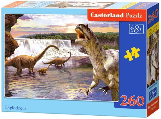 Пазл 260 элементов Кастор Динозавры 2 B-26616