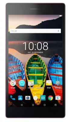 "Планшет Lenovo Tab 3 TB3-730X 7"" 16Gb розовый Wi-Fi Bluetooth LTE Android ZA130338RU планшетный компьютер lenovo tab 3 tb3 850m 16gb white lte za180028ru"