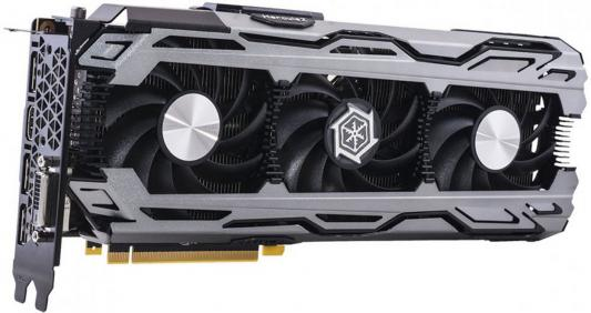 Видеокарта 6144Mb  Inno3D GeForce GTX 1060 iChill X3 PCI-E 192bit GDDR5 DVI HDMI DP HDCP C106F2-3SDN-N5GSX Retail