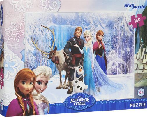 Пазл Step Puzzle Холодное сердце 160 элементов 94028