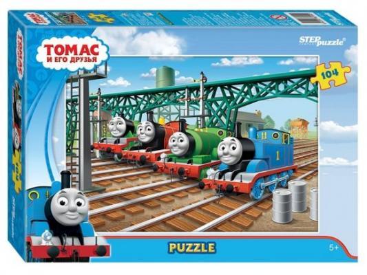 Купить Пазл Step Puzzle Томас и его друзья 104 элемента, Пазлы для малышей