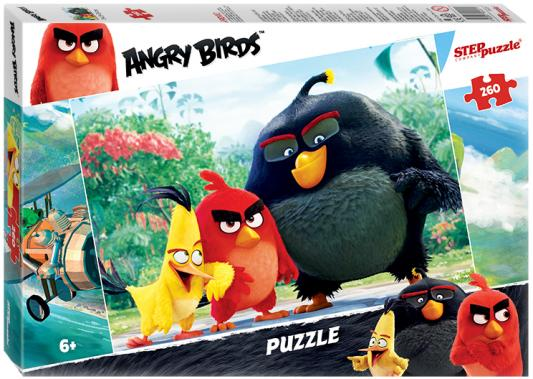 Пазл Step Puzzle Angry Birds 260 элементов 95051