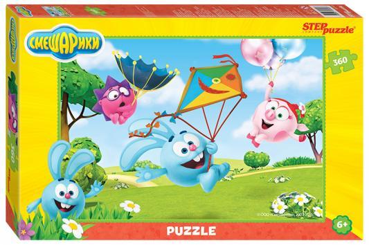 Купить Пазл Step Puzzle Смешарики 360 элементов, Пазлы-картины