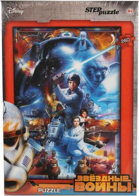 Пазл Step Puzzle Звёздные войны 260 элементов 95044 пазлы step puzzle пазл винни и его друзья 160 элементов