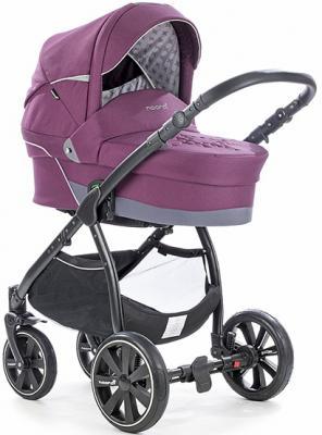 Коляска 2-в-1 Noordi Polaris Comfort (цвет italian plum) коляска noordi noordi коляска 3 в 1 polaris comfort shadow