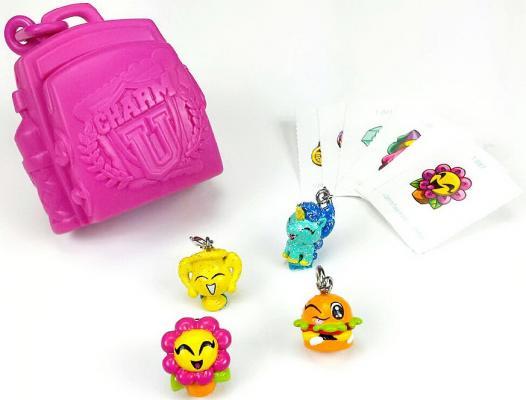 Дополнительный набор Charm U с 4 подвесками 6 предметов в ассортименте рюкзак still charm a052 2014