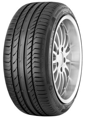 Шина Continental ContiSportContact 5 SUV MOE TL SSR 235/50 R18 97V летняя шина continental contiecocontact 5 185 55 r15 86h