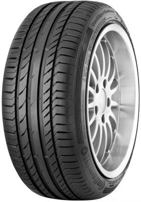 Шина Continental ContiSportContact 5 SUV TL FR  255/60 R18 112V XL летняя шина continental contisportcontact 2 255 35 r20 97y