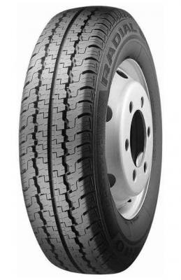 Шина Kumho Marshal Radial 857 PR6 205/70 R15C 104S шины kumho roadventure at kl78 30x9 5 r15 104s