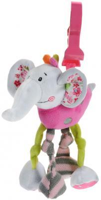 """Развивающая игрушка Жирафики Подвеска с вибрацией """"Слонёнок Тим"""" 93567"""