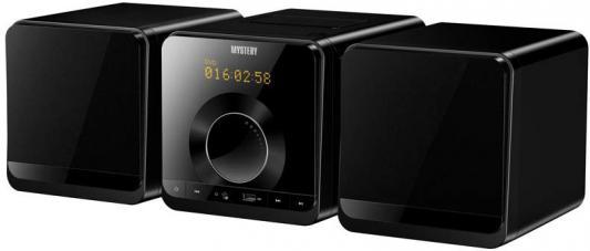 Микросистема Mystery MMK-755UB 30Вт черный