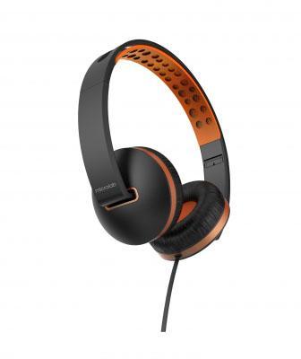 Гарнитура Microlab K761D черный оранжевый