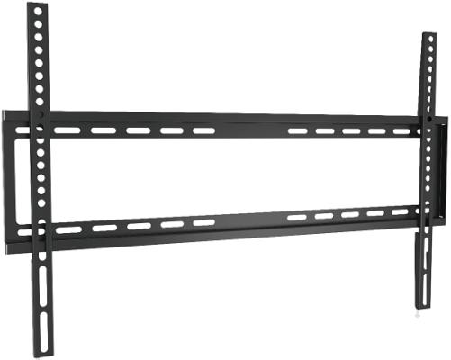"""Кронштейн Ultramounts UM814F черный 37""""-70"""" настенный от стены 19.5мм VESA 600x400 до 35кг"""