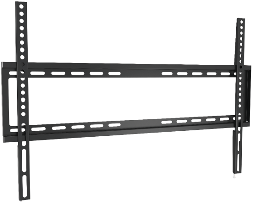 Кронштейн Ultramounts UM814F черный 37-70 настенный от стены 19.5мм VESA 600x400 до 35кг кронштейн mart 101s черный для 10 26 настенный от стены 18мм vesa 100x100 до 25кг