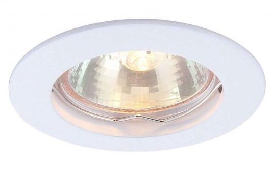 Встраиваемый светильник Arte Lamp Basic A2103PL-1WH встраиваемый светильник arte lamp cielo a7314pl 1wh