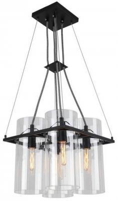 Подвесная люстра Arte Lamp 58 A8586SP-4BK arte lamp подвесная люстра arte lamp bellator a8959sp 5br