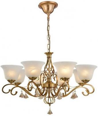 Подвесная люстра Arte Lamp Cono A8391LM-8PB