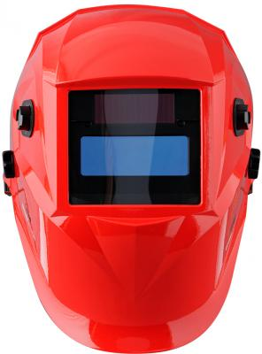 Маска сварщика Fubag OPTIMA 9.13 RED Хамелеон 38073 сварочный аппарат fubag inmig 200 plus 38093 маска сварщика fubag optima 9 13