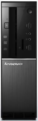 Системный блок Lenovo IdeaCentre 510S-08ISH i5-6400 2.7GHz 4Gb 1Tb HD530 DVD-RW DOS черный 90FN003FRS