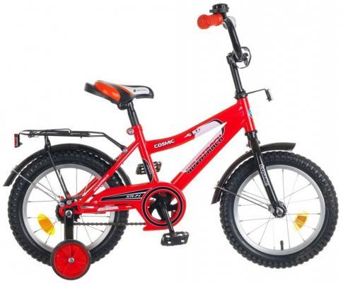 """Велосипед Novatrack """"Cosmic"""" 14"""" красный"""