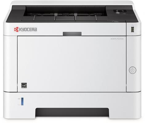 Принтер Kyocera Ecosys P2235dn ч/б A4 35ppm 1200x1200dpi Ethernet USB 1102RV3NL0
