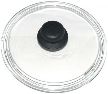 Крышка Supra SA-0124 d=24см руч.черная
