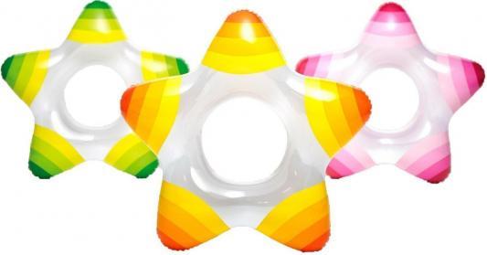 Надувной круг INTEX Звездочка