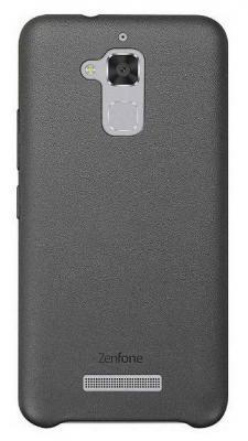 Чехол Asus для Asus ZenFone 3 ZC520TL черный 90AC0240-BCS001 asus zenwatch 3 wi503q silicon