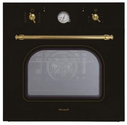 Газовый шкаф Weissgauff EOA 69 AN черный