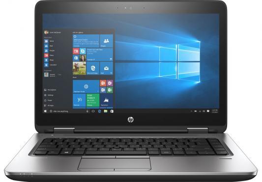 Ультрабук HP ProBook 640 G3 14 1920x1080 Intel Core i5-7200U Z2W35EA ультрабук hp probook 640 y3b11ea y3b11ea