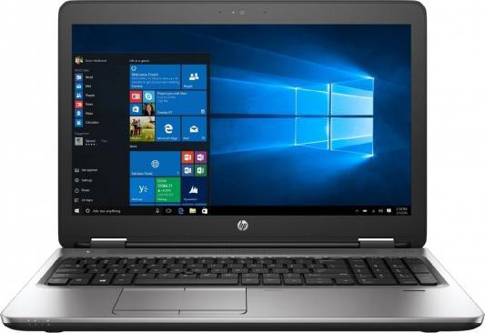Ноутбук HP ProBook 650 G3 15.6 1920x1080 Intel Core i5-7200U Z2W44EA ноутбук hp probook 650 g3 z2w47ea core i5 7200u 8gb 1tb 15 6 fullhd dvd win10pro