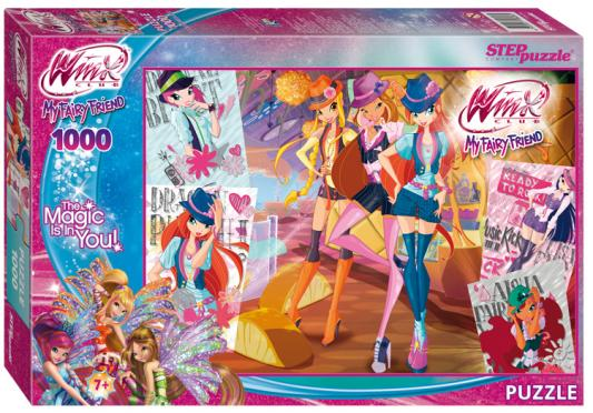 "Пазл Step Puzzle ""Winx"" 1000 элементов"