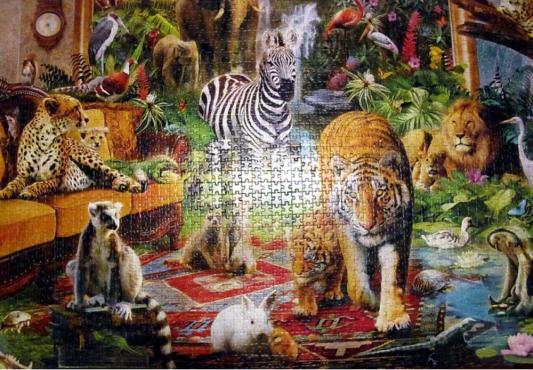 Пазл Step Puzzle Art Collection - Ожившая сказка 4000 элементов амарил 1 мг n30 табл