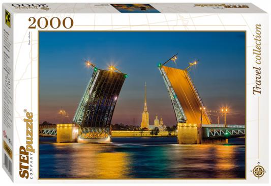 Пазл 2000 элементов Step Puzzle Travel Collection - Санкт-Петербург 84026