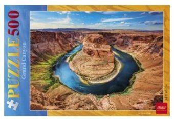 Пазл Hatber Гранд каньон 500 элементов 500ПЗ2_10097 пазл 500 элементов hatber проект армата 500пз2 15768