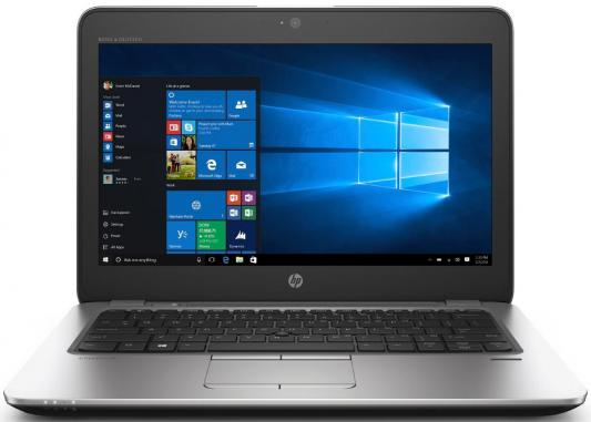 Ноутбук HP Elitebook 820 G4 12.5 1920x1080 Intel Core i5-7200U Z2V93EA hp elitebook 820 g4 [z2v95ea] silver 12 5 hd i5 7200u 4gb 500gb w10pro