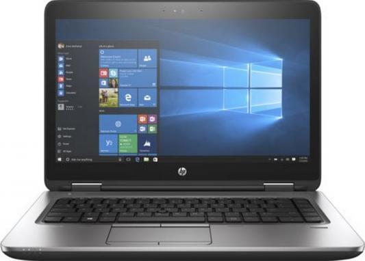 Ноутбук HP ProBook 640 G3 (Z2W32EA) ноутбук hp probook 640 g3 z2w39ea z2w39ea