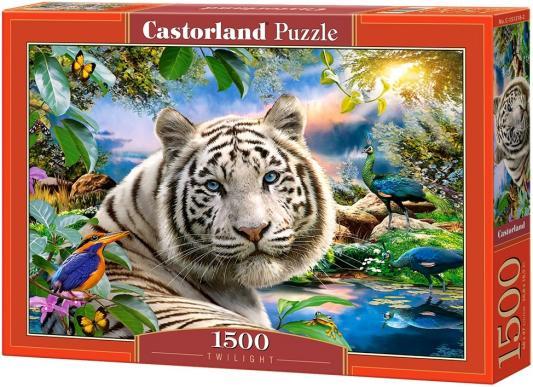 Пазл 1500 элементов Кастор Тигр