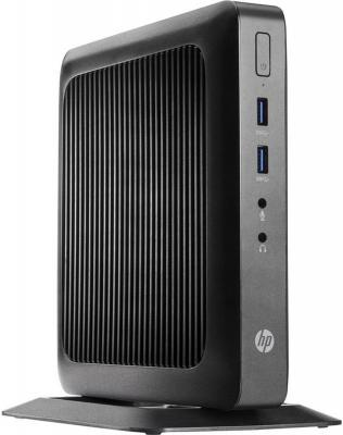 Тонкий клиент HP t520 AMD G-GХ-212JC 4Gb SSD 8 AMD Radeon HD использует системную HP ThinPro черный X9S41EA