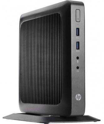 Тонкий клиент HP t520 AMD G-GХ-212JC 4Gb 16 Gb Flash AMD Radeon HD использует системную Windows Embedded Standard 7E черный X9S42EA