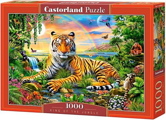 Пазл Кастор Король джунглей 1000 элементов C-103300