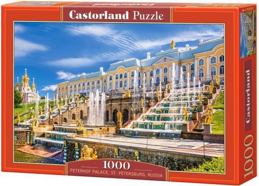 Пазл Кастор Петергоф 1000 элементов C-103102 пазл кастор озеро канада 1000 элементов