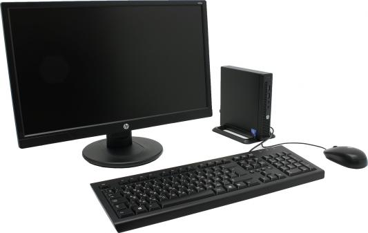 """Неттоп 20.7"""" HP 260 G2 1920 x 1080 Intel Celeron-3855U 4Gb SSD 32 Intel HD Graphics Windows 10 Professional черный 1KP34ES"""