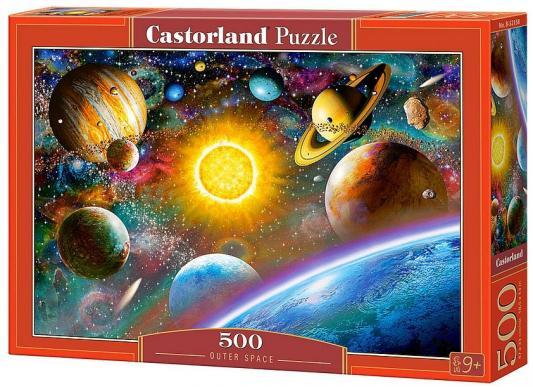 Пазл 500 элементов Кастор Космос B-52158 пазл 500 элементов кастор ангел в саду