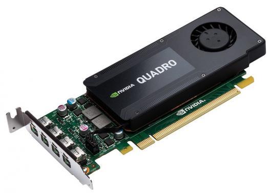 Видеокарта 4096Mb Lenovo Quadro K1200 4X60K17570