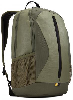 Рюкзак для ноутбука 15.6 Case Logic Ibira синтетика зеленый рюкзак case logic dslr tbc 411k black