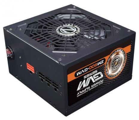 БП ATX 600 Вт Zalman ZM600-GVM бп atx 600 вт zalman zm600 glx