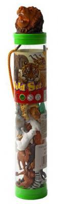 Набор фигурок Shantou Gepai Дикие животные YS2021  тубе
