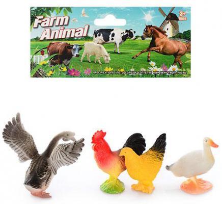 Набор фигурок Shantou Gepai Farm animal J004