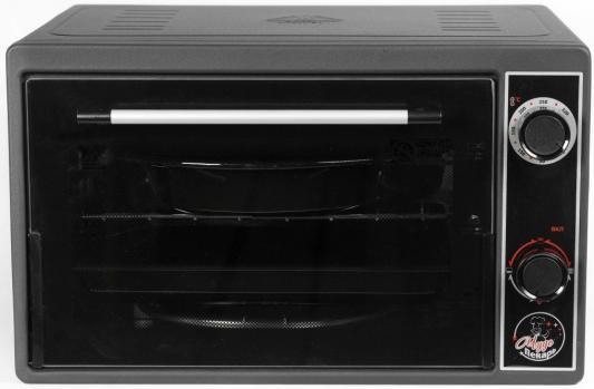 Мини-печь Чудо Пекарь ЭДБ-0122 чёрный